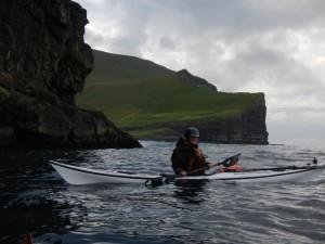 kajak Færøerne